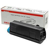 Oki Toner Magenta do C5100/C5300/C5200/C5400 (5 000 stránek) (42127406)