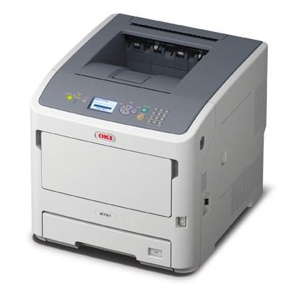 Oki B721dn A4 47ppm 1200x1200 dpi,PCL/PS, LAN, USB (45487002)