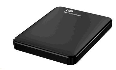 "WD Elements Portable 1,5TB Ext. 2.5"" USB3.0, Black (WDBU6Y0015BBK-WESN)"