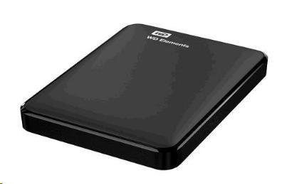"""WD Elements Portable 3TB Ext. 2.5"""" USB3.0, Black (WDBU6Y0030BBK-WESN)"""