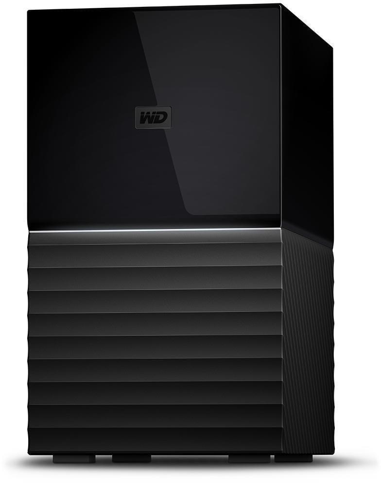 "WD My Book DUO 8TB Ext. 3.5"" USB3.0 (dual drive) RAID (WDBFBE0080JBK-EESN)"
