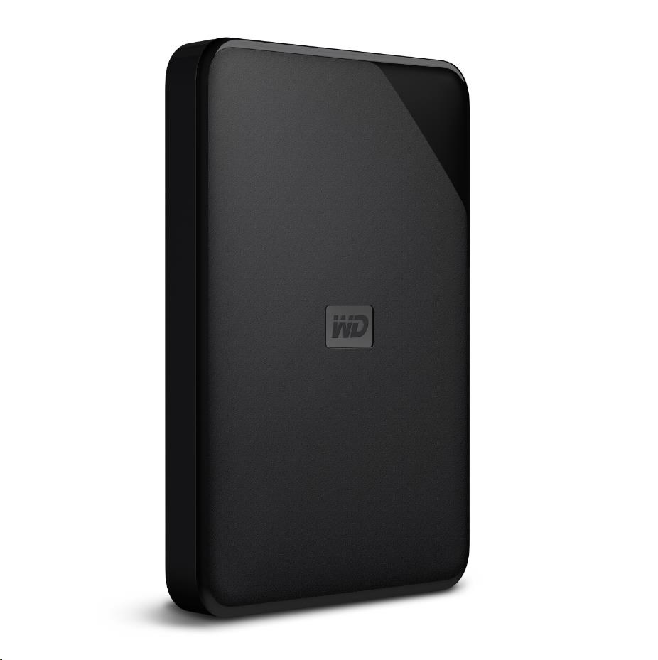 "WD Elements SE Portable 1TB Ext. 2.5"" USB3.0, Black"