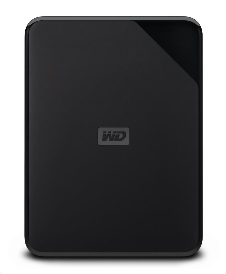 "WD Elements SE Portable 2TB Ext. 2.5"" USB3.0, Black"