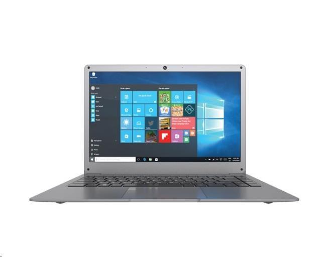 "UMAX NB VisionBook 14Wg Plus - IPS 14.1"" 1920x1080, Celeron N4000@1.1GHz,4GB, 32GB, M.2 SSD SATA Slot, W10H"