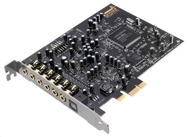 Creative Sound Blaster AUDIGY RX - int. zvuková karta (70SB155000001)