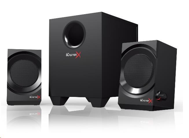Creative Sound Blaster KRATOS S3 - reproduktor - černý (51MF0475AA000)