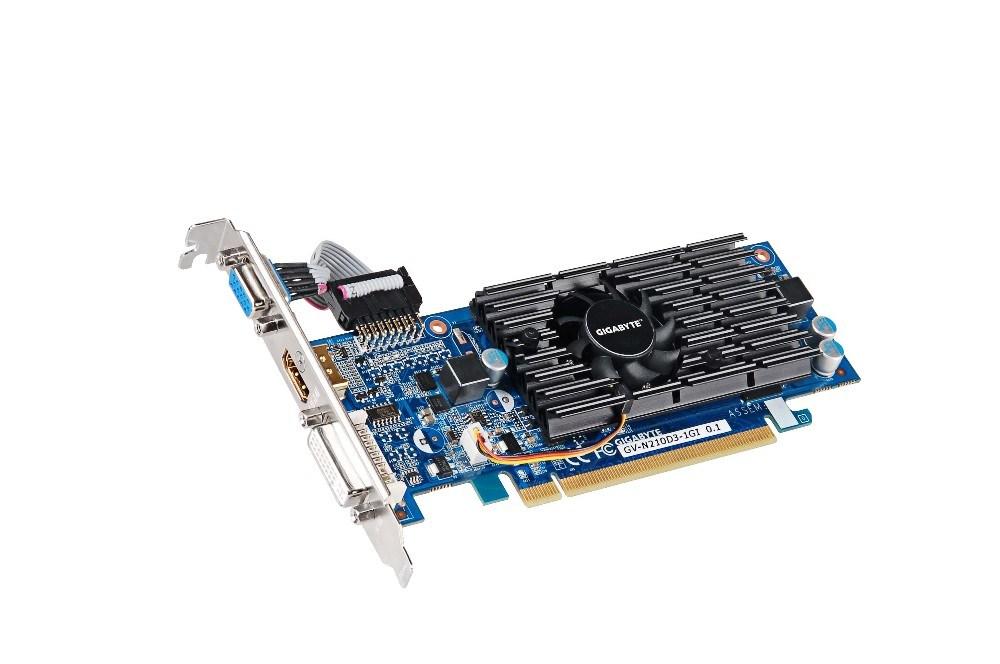 GIGABYTE VGA NVIDIA 210 1GB DDR3 (GV-N210D3-1GI)