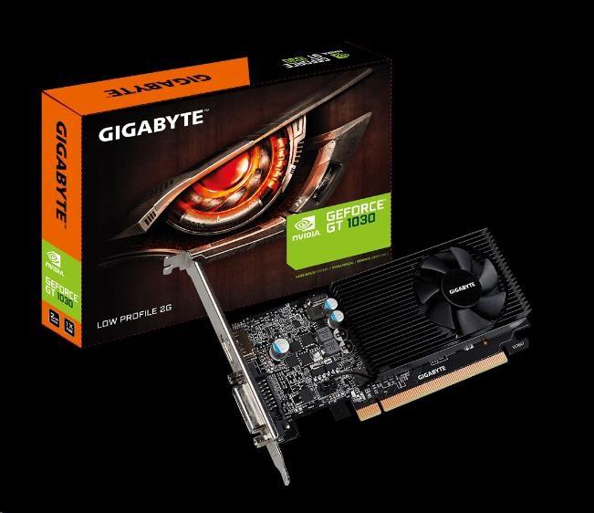 GIGABYTE VGA NVIDIA GT 1030 2GB (GV-N1030D5-2GL)