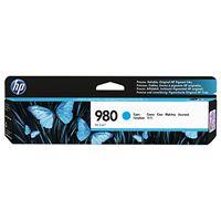 HP 980 Cyan Ink Cart, D8J07A