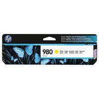 HP 980 Yellow Ink Cart, D8J09A