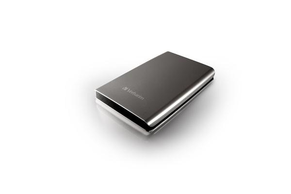 """VERBATIM HDD 2.5"""" 500GB Store 'n' Go USB 3.0/2.0, silver (53021)"""