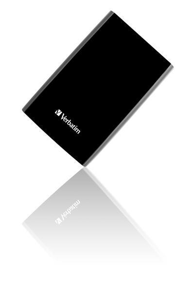 "VERBATIM HDD 2.5"" 500GB Store 'n' Go USB 3.0/2.0, Black černá (53029)"