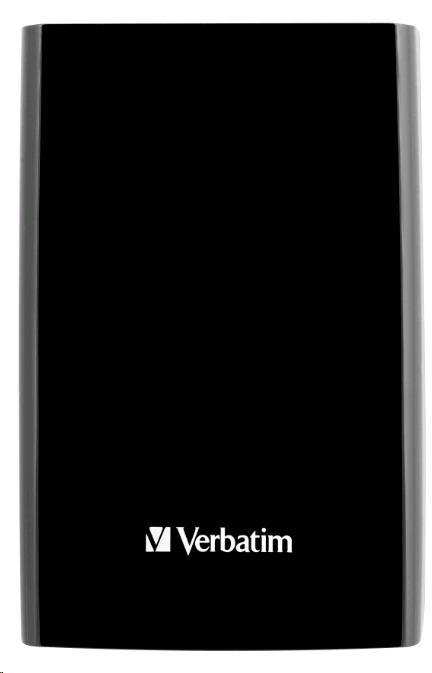 "VERBATIM HDD 2.5"" 2TB Store 'n' Go USB 3.0, Black (53177)"