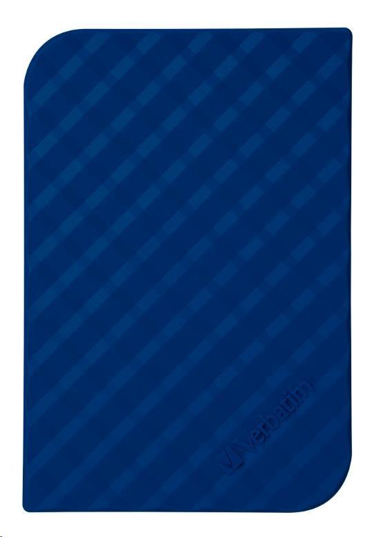 "VERBATIM HDD 2.5"" 1TB Store 'n' Go Portable Hard Drive USB 3.0, Blue GEN II (53200)"