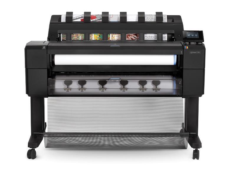 """HP DesignJet T1530 36"""" Printer (A0+, USB 2.0, Ethernet) (L2Y23A#B19)"""