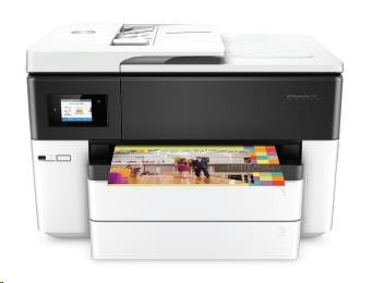 HP All-in-One Officejet 7740 Wide Format (A3+, 27/17 ppm, USB, Ethernet, Wi-Fi, Print/Scan/Copy/FAX) (G5J38A#A80)