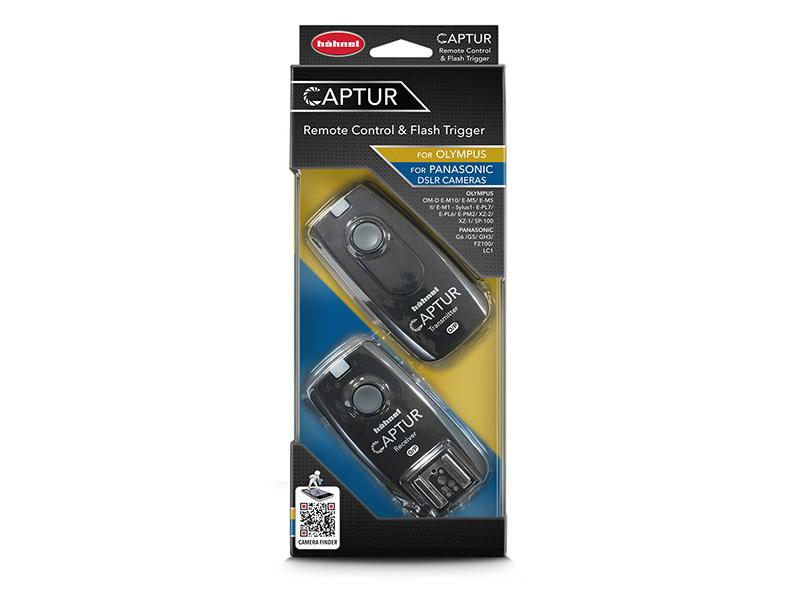 Hahnel Captur Remote Olympus/Panasonic