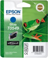 EPSON ink bar Stylus Photo R800/R1800 - Blue (C13T05494010)