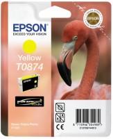 EPSON ink bar Stylus Photo R1900 - Yellow (C13T08744010)