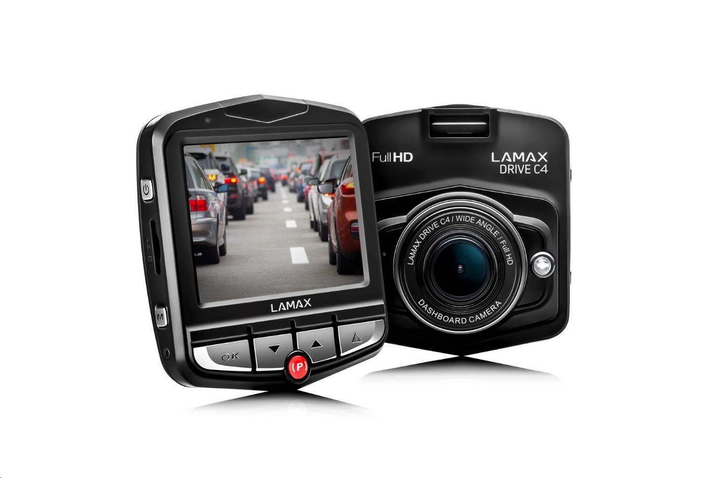 LAMAX DRIVE C4 - kamera do auta (8594175351309)