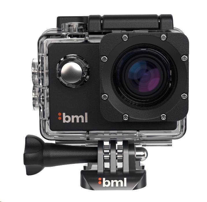 BML cShot1 4K Akční kamera (8594176661629)