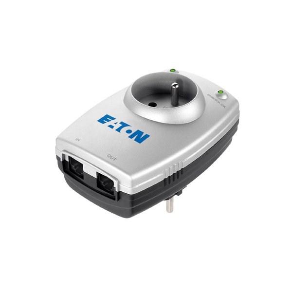 Eaton Protection Box 1 Tel@ FR, přepěťová ochrana, 1 zásuvka (66707)