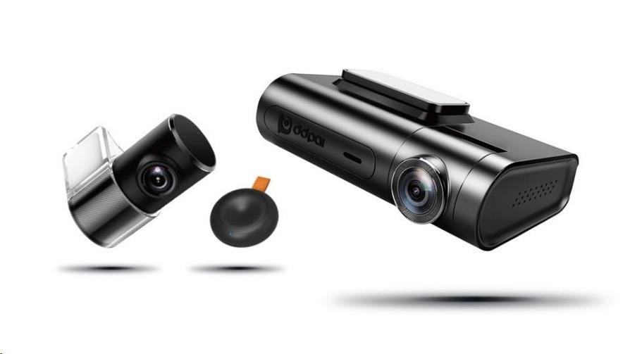 DDPai X2 Pro+ - kamera do auta (8594175352214)