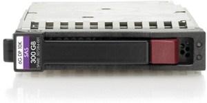 HP HDD SAS DP 300G 10k 2.5 HotPlug 6G ENT SFF rfb 507127-B21