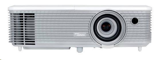 Optoma projektor EH400 (DLP, 1080p, Full 3D, 4000 ANSI, 22 000:1, HDMI, 2W speaker) (95.78E01GC0E)
