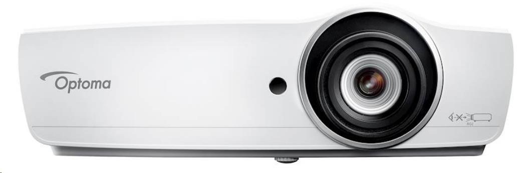 Optoma projektor WU470 (DLP, FULL 3D, WUXGA, 5000 ANSI, 20000:1, HDMI, MHL, VGA, USB, RS232, 12V, 10W speaker)