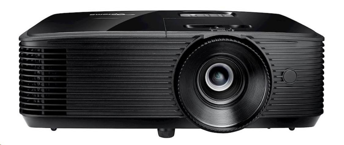 Optoma projektor DX318e (DLP, XGA, 3 600 ANSI, 20 000:1, HDMI, VGA, Audio, USB, RS232, 10W speaker)