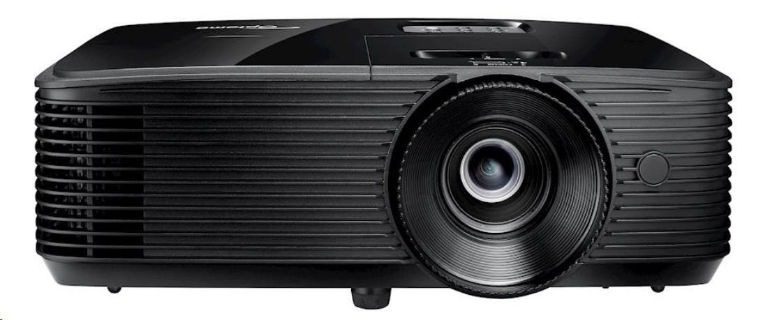 Optoma projektor X343e (DLP, XGA, 3 800 ANSI, 22 000:1, HDMI, VGA, Audio, USB, RS232, 10W speaker)