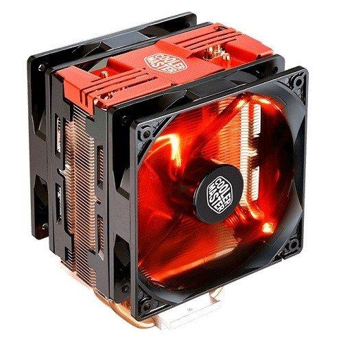 chladič Cooler Master Hyper 212 LED Turbo, red (RR-212TR-16PR-R1)