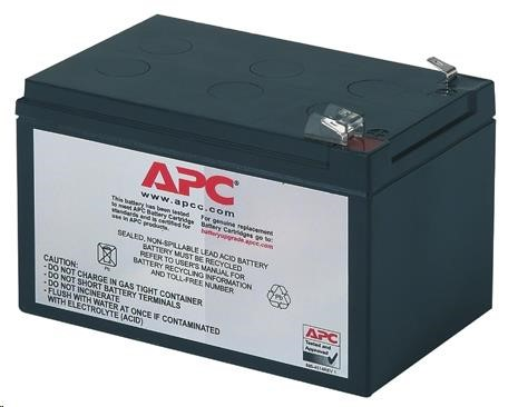 APC Replacement Battery Cartridge #4, BK600EC,BP650IPNP,SUVS650I,SU620 (RBC4)