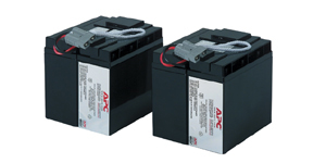 APC Replacement Battery Cartridge #11, SU2200INET, SU2200RMINET, SU2200XLINET, SU3000, SU24XLBP (RBC11)