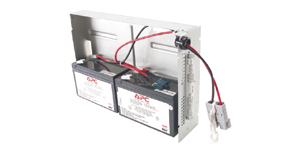 APC Replacement Battery Cartridge #22, SU700RM2U, SU700RMI2U, SUA750RM2U, SUA750RMI2U (RBC22)