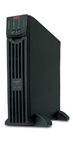 APC Smart-UPS RT 1000VA, 230V, ONLINE, 2U (700W) (SURT1000XLI)
