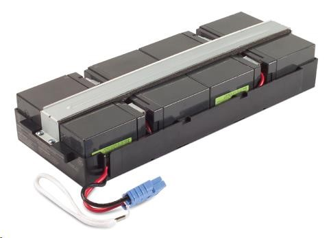 APC Replacement Battery Cartridge #31, SUOL1000XLI, SURT1000XLI, SURT2000XLI, SURT48XLBP (RBC31)