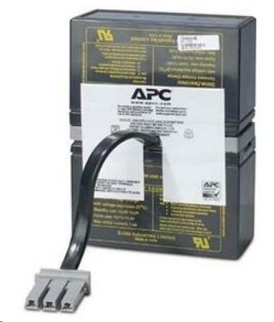 APC Replacement Battery Cartridge #32, BR800I, BR800-FR, BR1000I, BR1000-FR (RBC32)