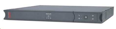 APC Smart-UPS SC 450VA 230V - 1U Rackmount/Tower (280W) (SC450RMI1U)