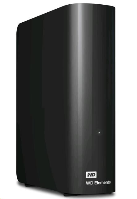 "WD Elements Desktop 2TB Ext. 3.5"" USB3.0, Black (WDBWLG0020HBK-EESN)"