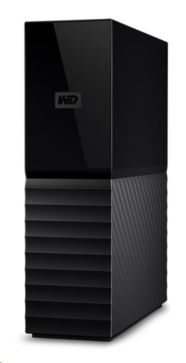 "WD My Book 4TB Ext. 3.5"" USB3.0 (single drive) (WDBBGB0040HBK-EESN)"