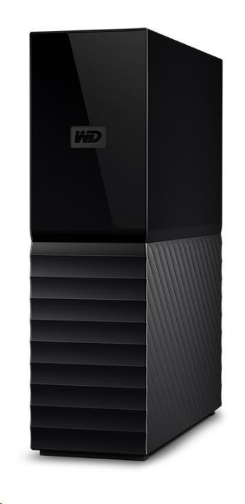"""WD My Book 6TB Ext. 3.5"""" USB3.0 (single drive) (WDBBGB0060HBK-EESN)"""