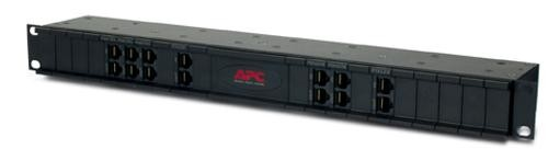 "APC Protect 24 position chassis, 1U, 19"" (PRM24)"