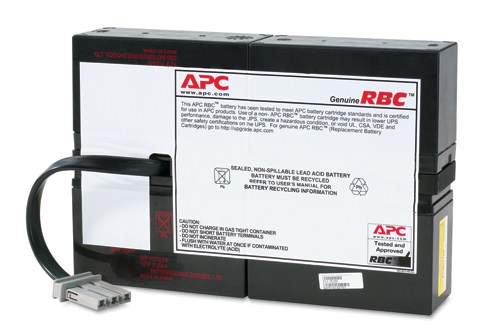 APC Replacement Battery Cartridge #59, SC1500I (RBC59)