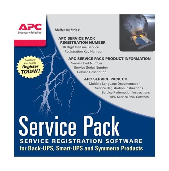 APC 3 Year Service Pack Extended Warranty (for New product purchases), SP-03 (WBEXTWAR3YR-SP-03)