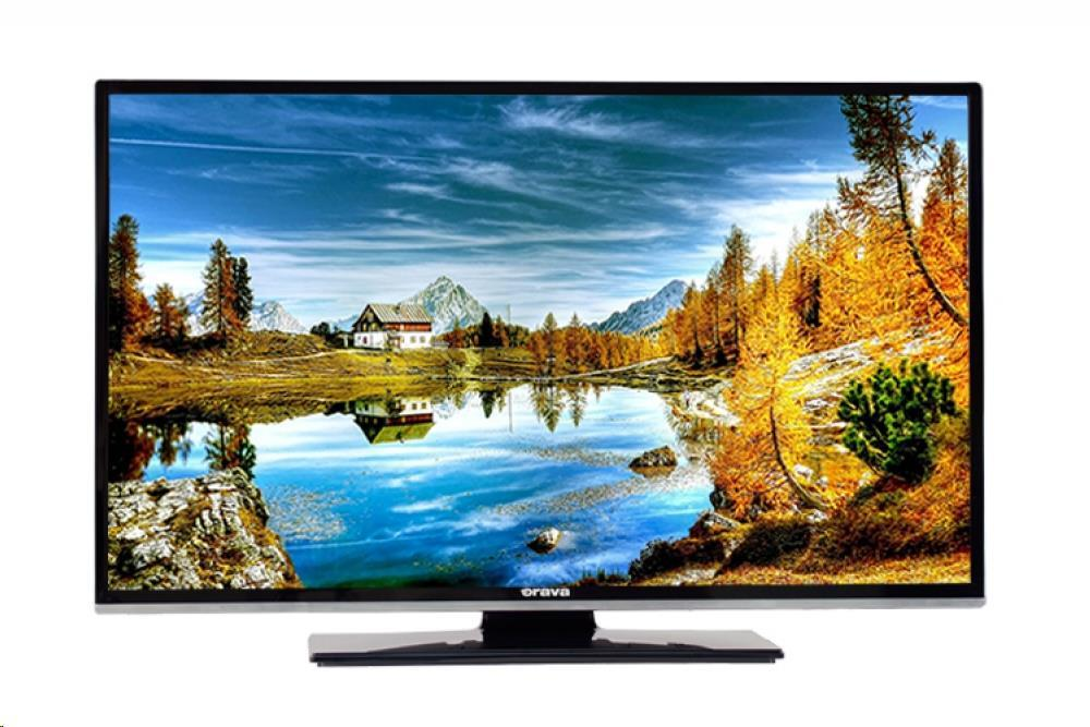"ORAVA LT-829 LED TV, 32"" 82cm, HD READY 1366x768, DVB-T/C, PVR ready"