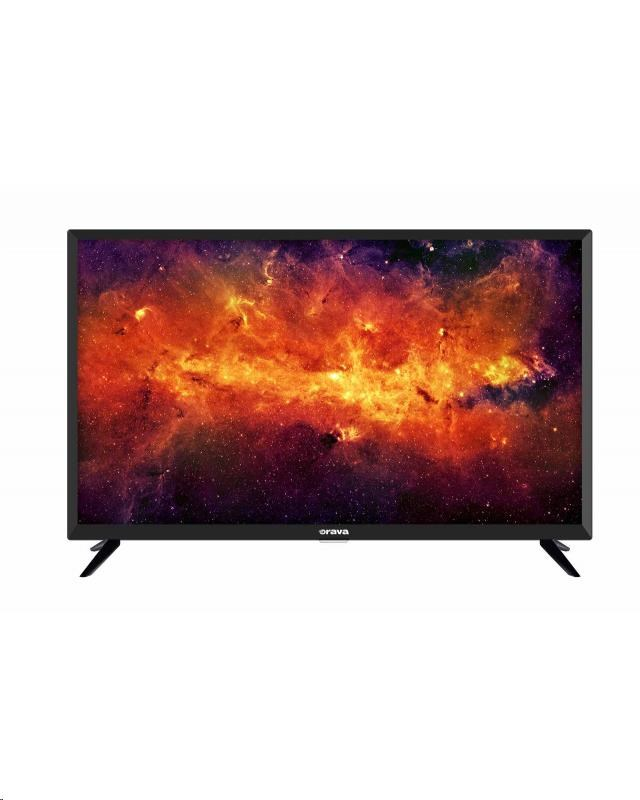 "ORAVA LT-844 SMART LED TV, 32"" 81cm, FULL HD 1920x1080, DVB-T/T2/C, HbbTV, PVR ready, WiFi ready"