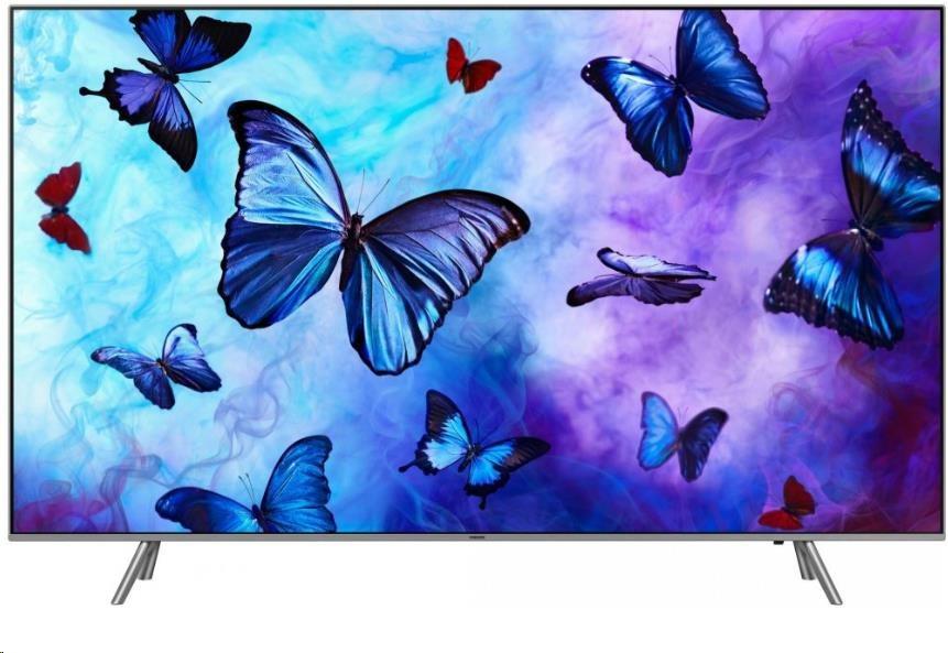 "SAMSUNG QE55Q6FN Smart QLED TV, 55"" 138 cm, UHD 3840x2160, DVB-T/T2/S/S2/C, Tizen OS, HDR 1000, WiFi"