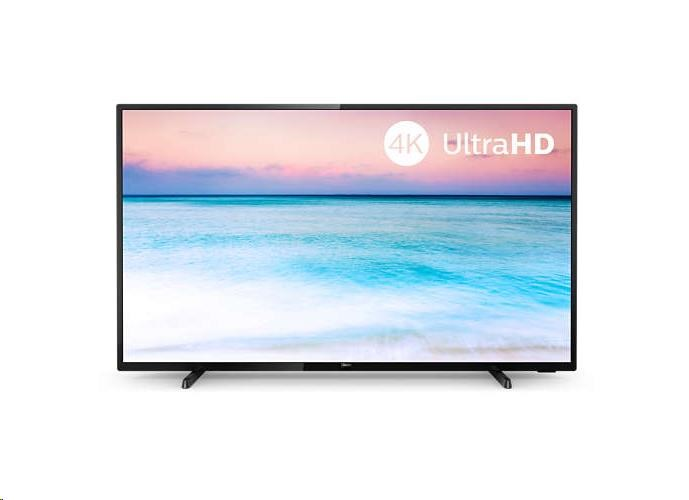 "Philips 58PUS6504/12, New panel 58"" 4K UHD LED SMART TV SAPHI, Dolby Vision a Dolby Atmos."
